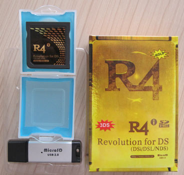 R4i Gold Card | R4i Gold Cards Blog